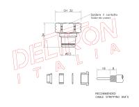 DE403410 - Deltron Italia
